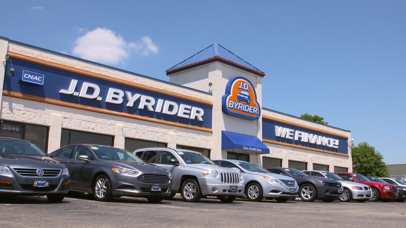 Byrider 3141 Peters Creek Road NW Roanoke, VA 24019