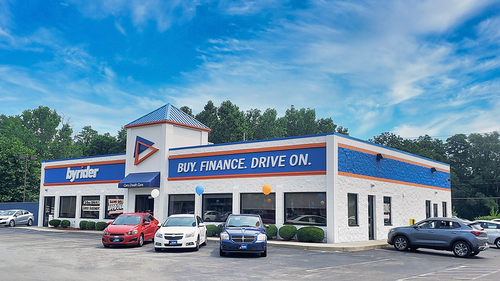 Buy Here Pay Here Car Dealership in Richmond, IN