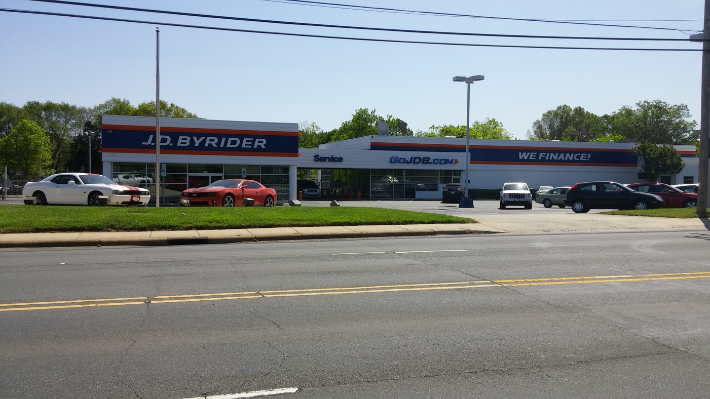 Byrider 7401 South Blvd Charlotte, NC 28273